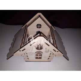 Casa de Navidad Diseño