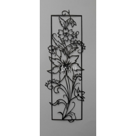 Cuadro de Flores Diseño