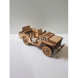 Jeep Diseño
