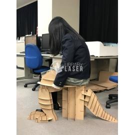 Dinosaur Chair Design