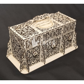 Caja Secreta Diseño