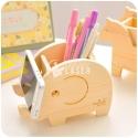 Elefante porta papeles Diseño