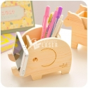 Elephant paper holder Design