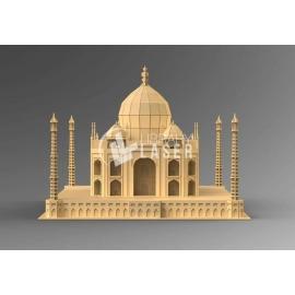Taj Mahal Diseño