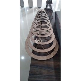 Arbol espiral Diseño