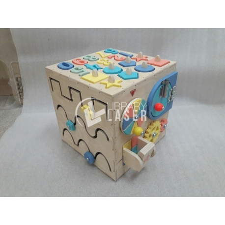 Cubo infantil Diseño