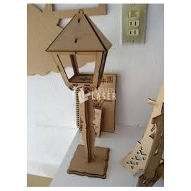 Standing lantern Design