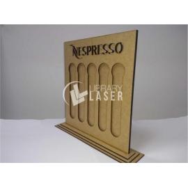 Porta capsulas Nescafe Diseño