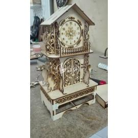 Reloj aguila Diseño