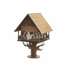 Casa de arbol Diseño