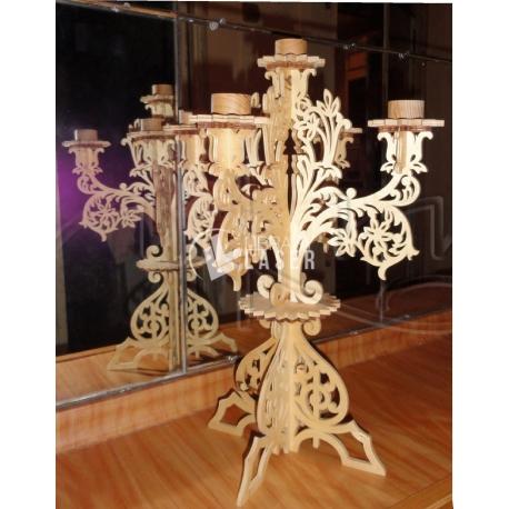 Candleholder Design