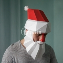 Pepakura Noel Diseño