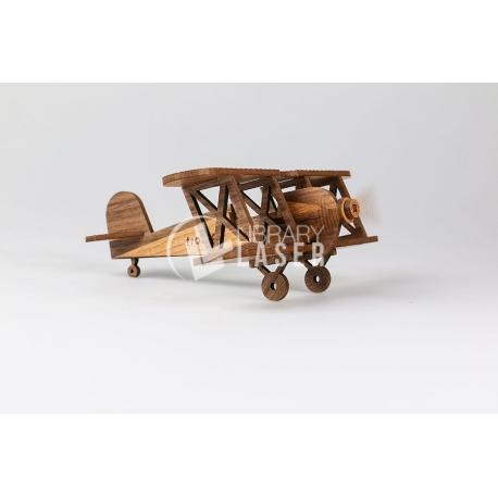 Avion 3D Diseño