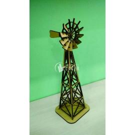 Molino de viento Diseño