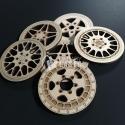 Glassware pinions Design