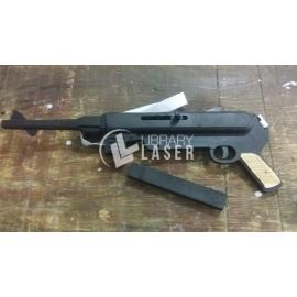 Escopeta 3d Diseño