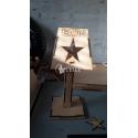 Pedestal table Design