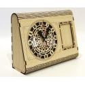 Box clock Design