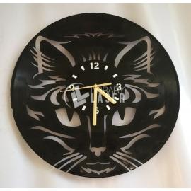Cara de gato reloj Diseño