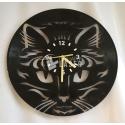 Cat face clock Design