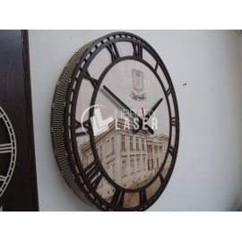 Reloj cofre Diseño