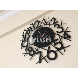 Wall Clock Design