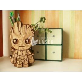 Yo soy Groot Diseño