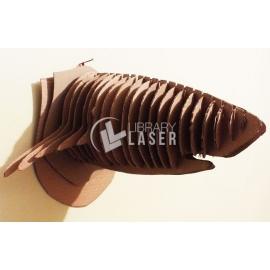 Cabeza Tiburón Diseño