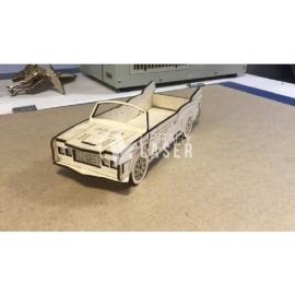 Carro convertible