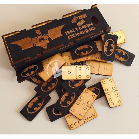 Batman domino