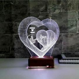 Grabado corazón
