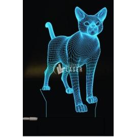 Grabado gato