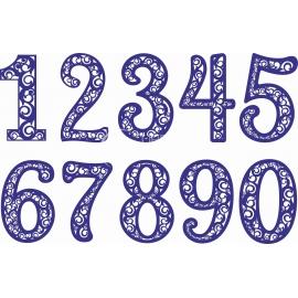 Números senifas
