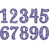 Simple numbers design