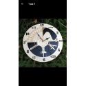 Reloj matemáticas diseño