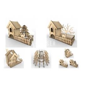 Casa decoración diseño