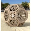 Geometric cube design