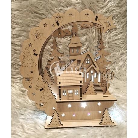 Decoraciones navidad diseño