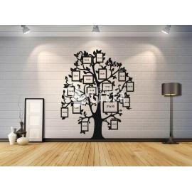 Árbol de fotografías diseño