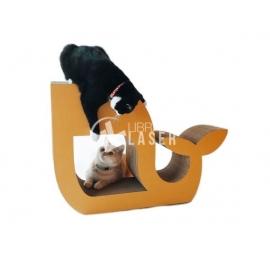 Cama de gato diseño