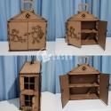 Casa de muñecas diseño