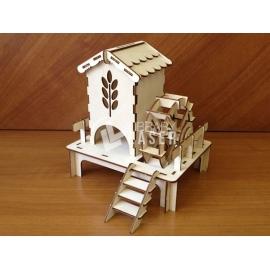 Casa molino diseño