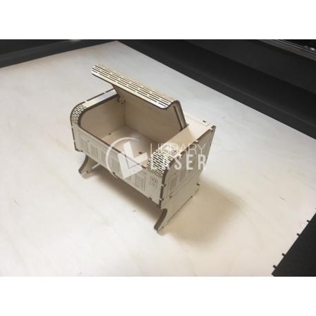 Laser cutter design