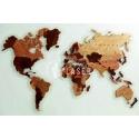 Mapa mundi diseño