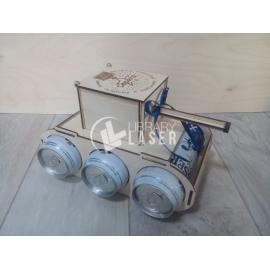 Beer tank design
