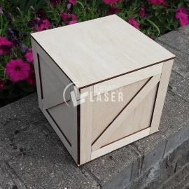 Cubo de despacho diseño