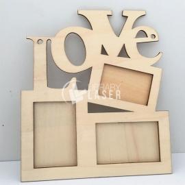 Porta retrato amor diseño