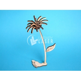 Diseño palmera
