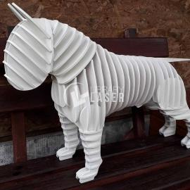 Bull terrier design