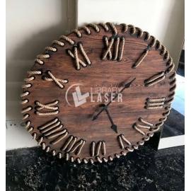 Reloj de cuerda diseño